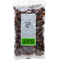 The Market Grocer - Dates Pitted (500g)