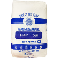 Gem of The West - Plain Flour (12.5kg)