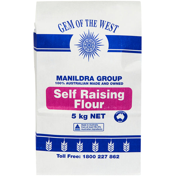 Manildra Gem of The West Self-Raising Flour | Harris Farm Online