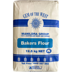 Gem of The West - Bakers Flour (12.5kg)