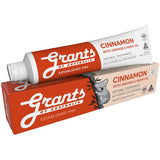 Grants Cinnamon with Orange & Neem Oil Toothpaste Fluoride Free | Harris Farm Online