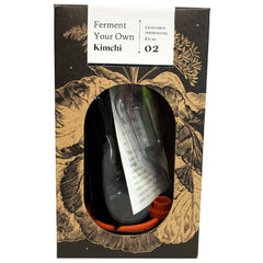 The Fermentary - Ferment Your Own Kits - Kimchi (1 Kit)