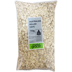 The Market Grocer - Australian Rolled Oats (750g)