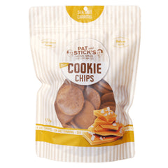 Pat and Stick's Homemade - Mini Cookie Chips - Sea Salt Caramel (170g)