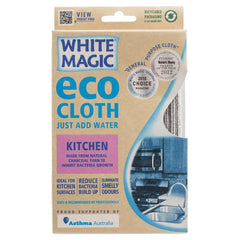 White Magic Eco Kitchen Cloth , Grocery-Cleaning - HFM, Harris Farm Markets  - 1