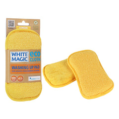White Magic - Eco Washing Pad (Yellow, 1 pad)