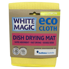White Magic - Eco Dish - Dish Drying Mat (1 cloth)