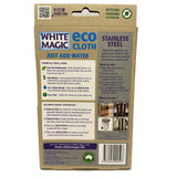 White Magic - Eco Cloth - Stainless Steel (1 cloth)