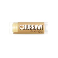 Hurraw - Lip Balm - Chai Spice (each)