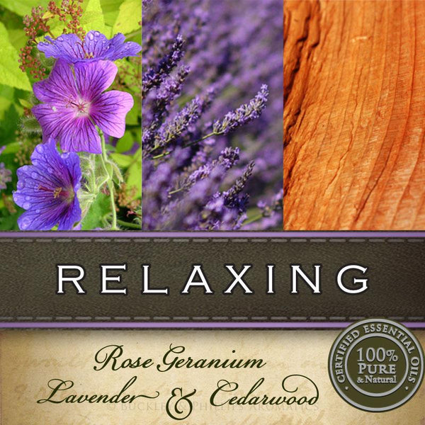 Gumleaf Essentials - Relaxing Room Spray - Rose, Lavender & Cedarwood (125mL)