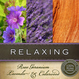 Gumleaf Essentials - Relaxing Hand & Body Wash - Rose, Lavender & Cedarwood (500mL)