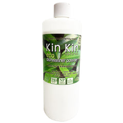 Kin Kin Naturals - Eco Dishwasher Powder - Lemon Myrtle & Lime Essential Oils (70 Loads, 1.1kg)