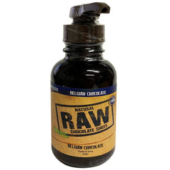 Natural Raw - Syrup Shots - Belgian Chocolate (330mL)
