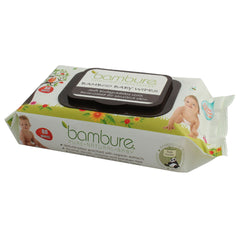 Bambure - Bamboo Baby Wipes (80 Wipes)