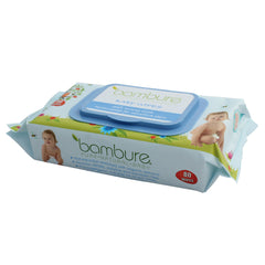 Bambure - Natural Baby Wipes (80 Wipes)