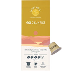 Tripod Coffee Gold Sunrise Coffee Light Roast | Harris Farm Online