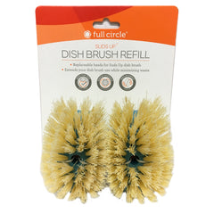 Full Circle - Suds Up - Dish Brush Refill (2pk)