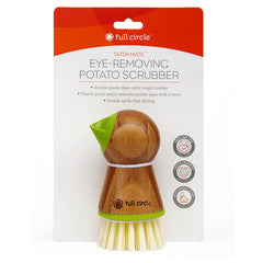 Full Circle - Tater Mate - Eye-Removing Potato Scrubber (each)