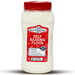 The Healthy Baker - Self Raising Flour (1kg)