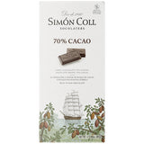 Simon Coll 70% Dark Chocolate | Harris Farm Online