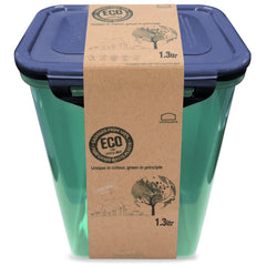 LocknLock Eco Rectangular Tall Container 1.3l | Harris Farm Online