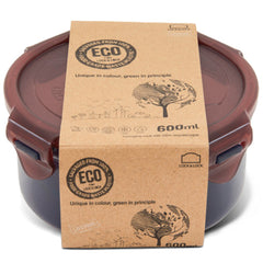 LocknLock Eco Round Container 600ml | Harris Farm Online