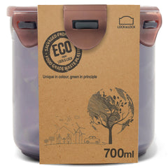 LocknLock Eco Round Tall Container 700ml | Harris Farm Online