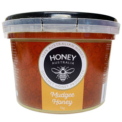 Honey Australia Mudgee Honey 1kg
