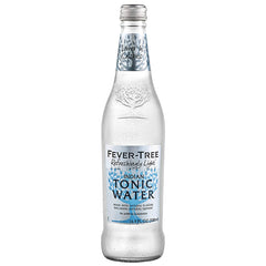 FeverTree Refreshingly Light Indian Tonic Water 500ml