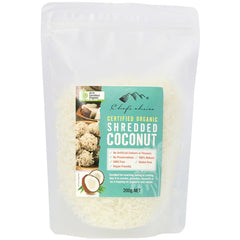 Chef's Choice Organic Shredded Coconut 200g