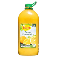Berri Orange Mango Fruit Juice 2.4L , Grocery-Drinks - HFM, Harris Farm Markets  - 1