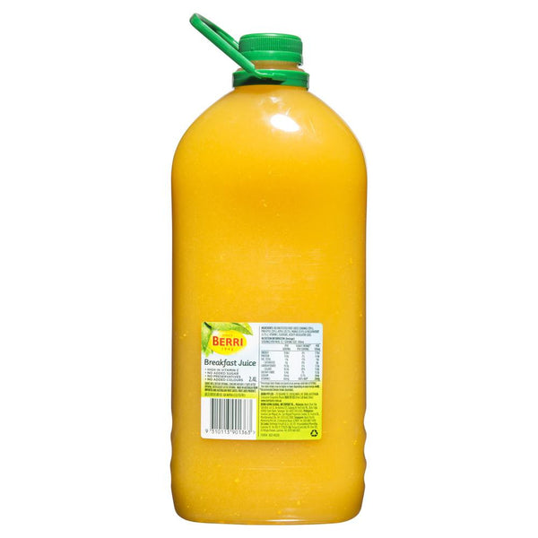 Berri Breakfast Fruit Juice 2.4L , Grocery-Drinks - HFM, Harris Farm Markets  - 2