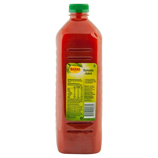 Berri Classics Tomato Juice 2L , Grocery-Drinks - HFM, Harris Farm Markets  - 2