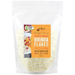 Chef's Choice Organic Quinoa Flakes | Harris Farm Online