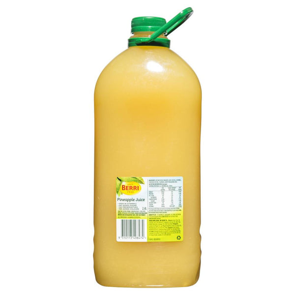 Berri Pineapple Juice 2.4L , Grocery-Drinks - HFM, Harris Farm Markets  - 2