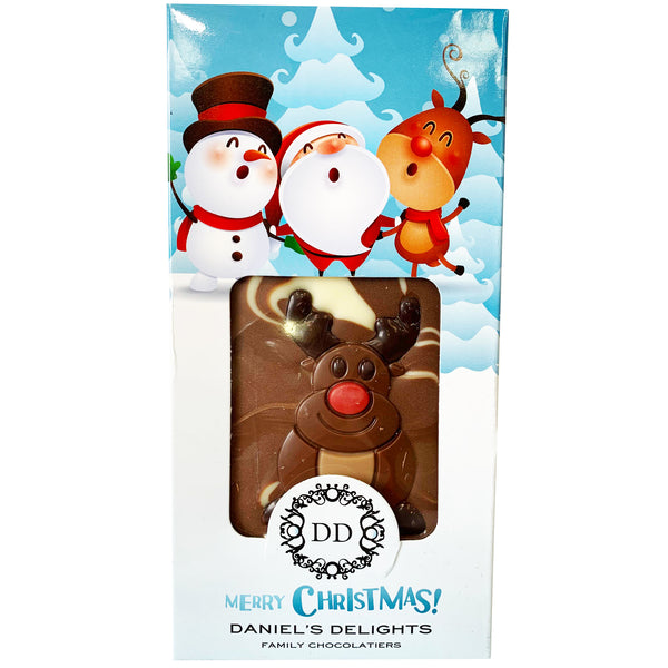 Daniels Delights - Chocolate - Reindeers (100g)