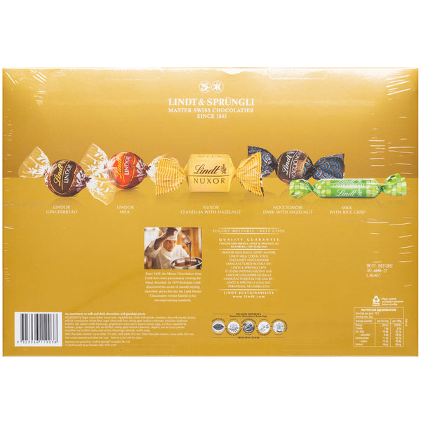 Lindt Festive Collection Chocolate Gift Box | Harris Farm Online