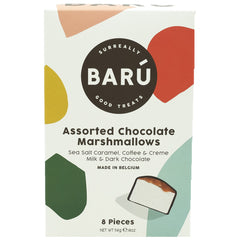Baru' Chocolate Marshmallows Assorted Flavours | Harris Farm Online