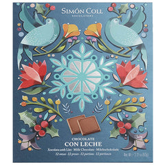 Simon Coll Milk Chocolate Napolitans Gift Box | Harris Farm Online