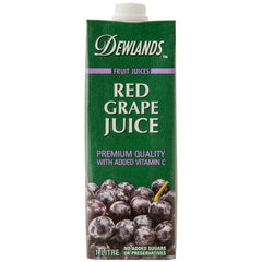 Dewlands Red Grape Juice 1l