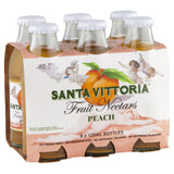 Santa Vittoria Fruit Nectars Peach 6 x 125mL , Grocery-Drinks - HFM, Harris Farm Markets  - 1
