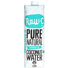 Raw C - Straight Up Coconut Water (1L)