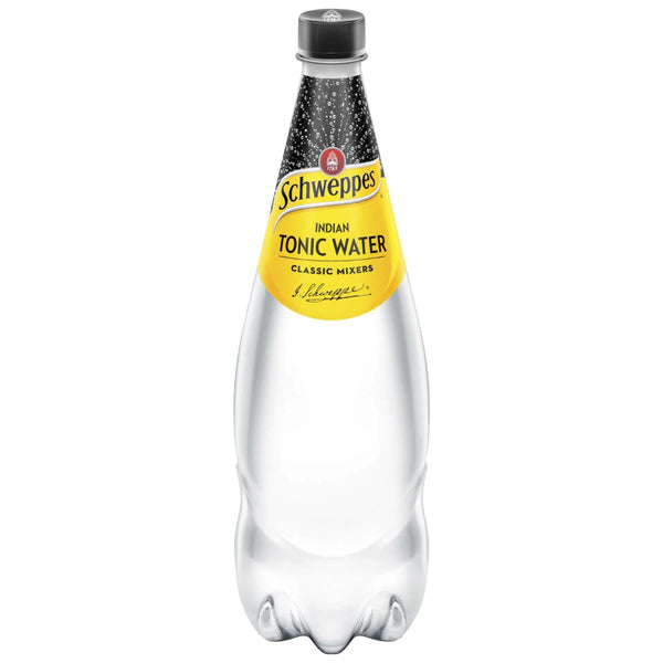 Schweppes - Indian Tonic Water (1.1L)