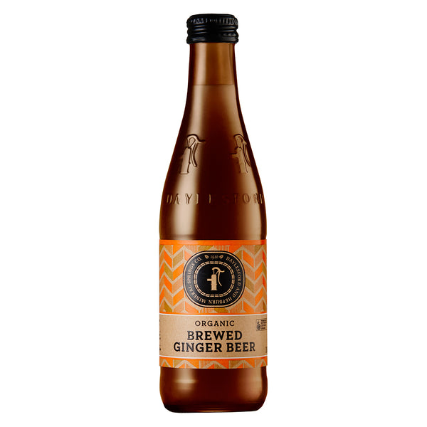 Daylesford and Hepburn - Drinks - Organic Brewed Ginger Beer (300ml)