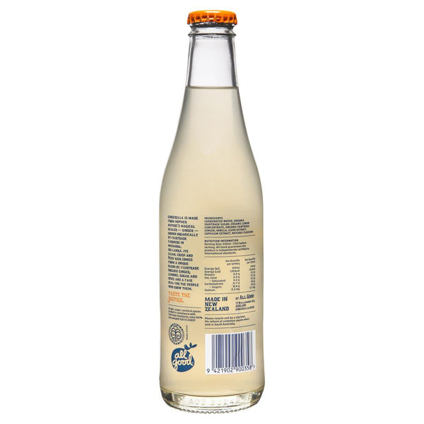 Gingerella Ginger Ale 330ml , Grocery-Drinks - HFM, Harris Farm Markets  - 2