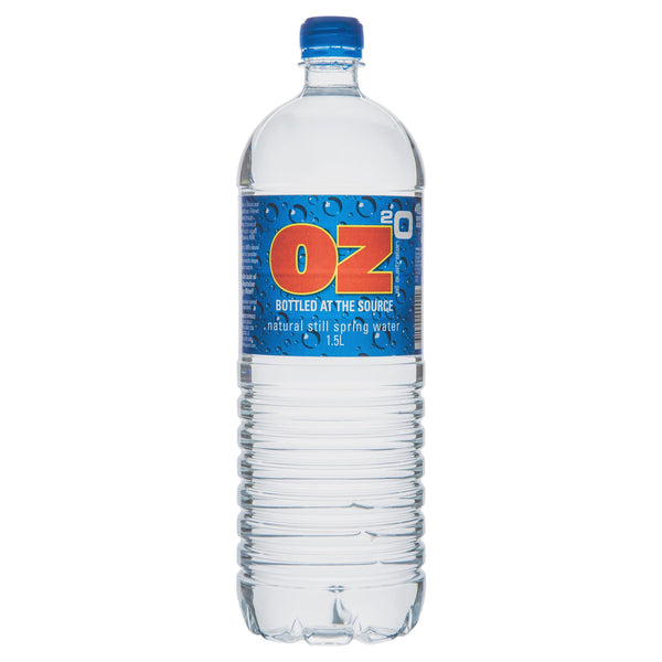 Oz Water 1.5L , Grocery-Drinks - HFM, Harris Farm Markets  - 1