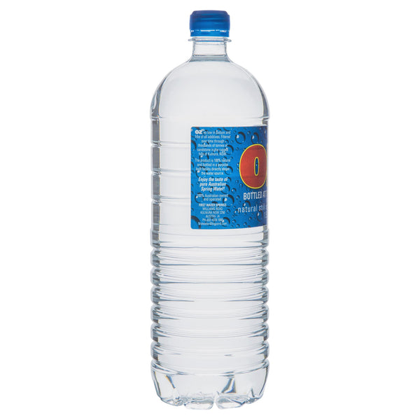 Oz Water 1.5L , Grocery-Drinks - HFM, Harris Farm Markets  - 2