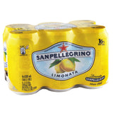 San Pellegrino Can Limonata 6 X 330ml , Grocery-Drinks - HFM, Harris Farm Markets  - 1