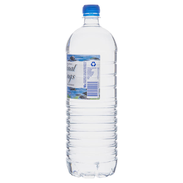 Original Springs Water 1.5L , Grocery-Drinks - HFM, Harris Farm Markets  - 2