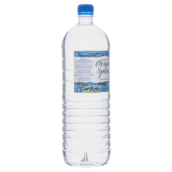 Original Springs Water 1.5L , Grocery-Drinks - HFM, Harris Farm Markets  - 3